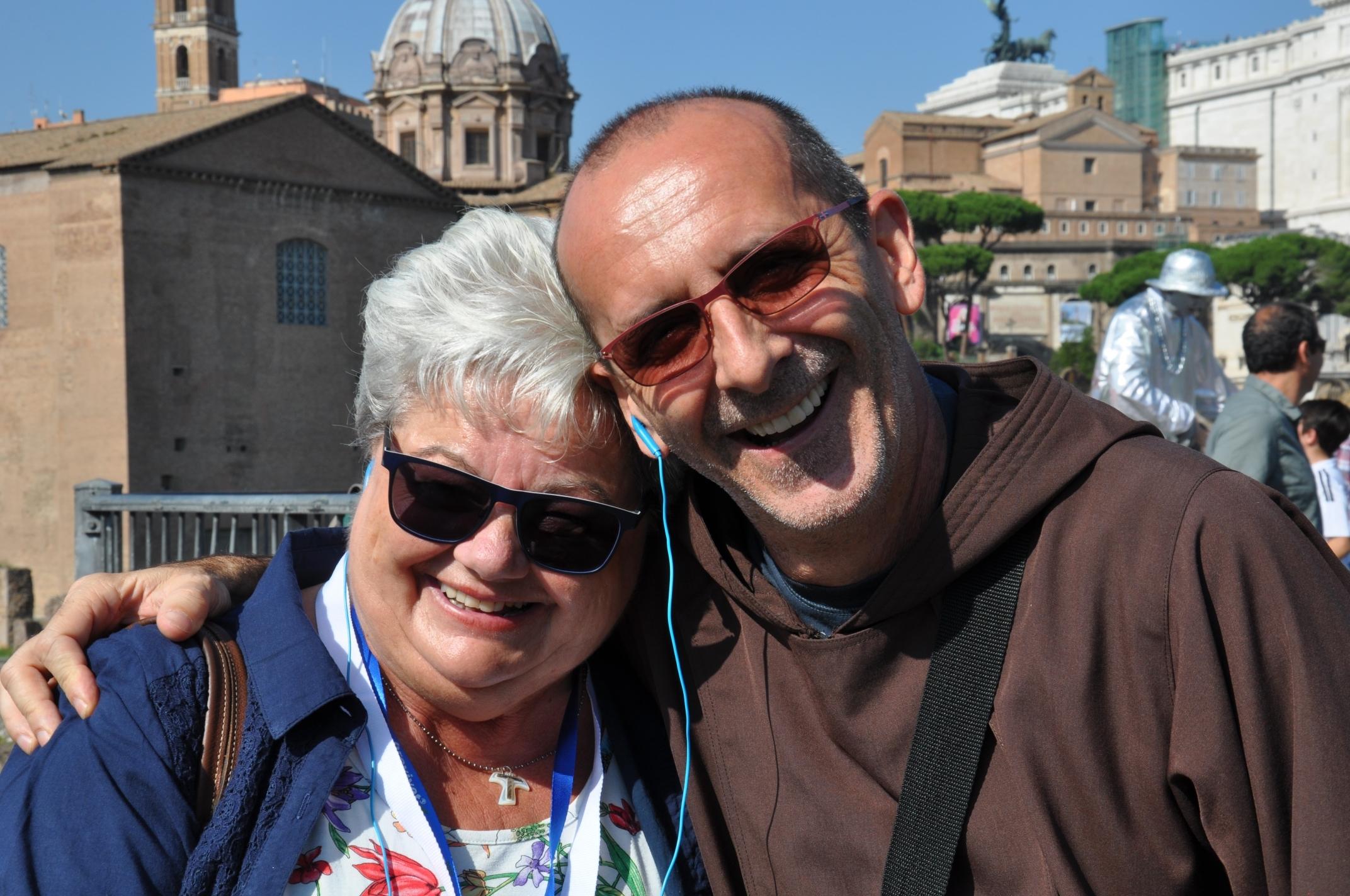 Opera San Francesco diventa volontario
