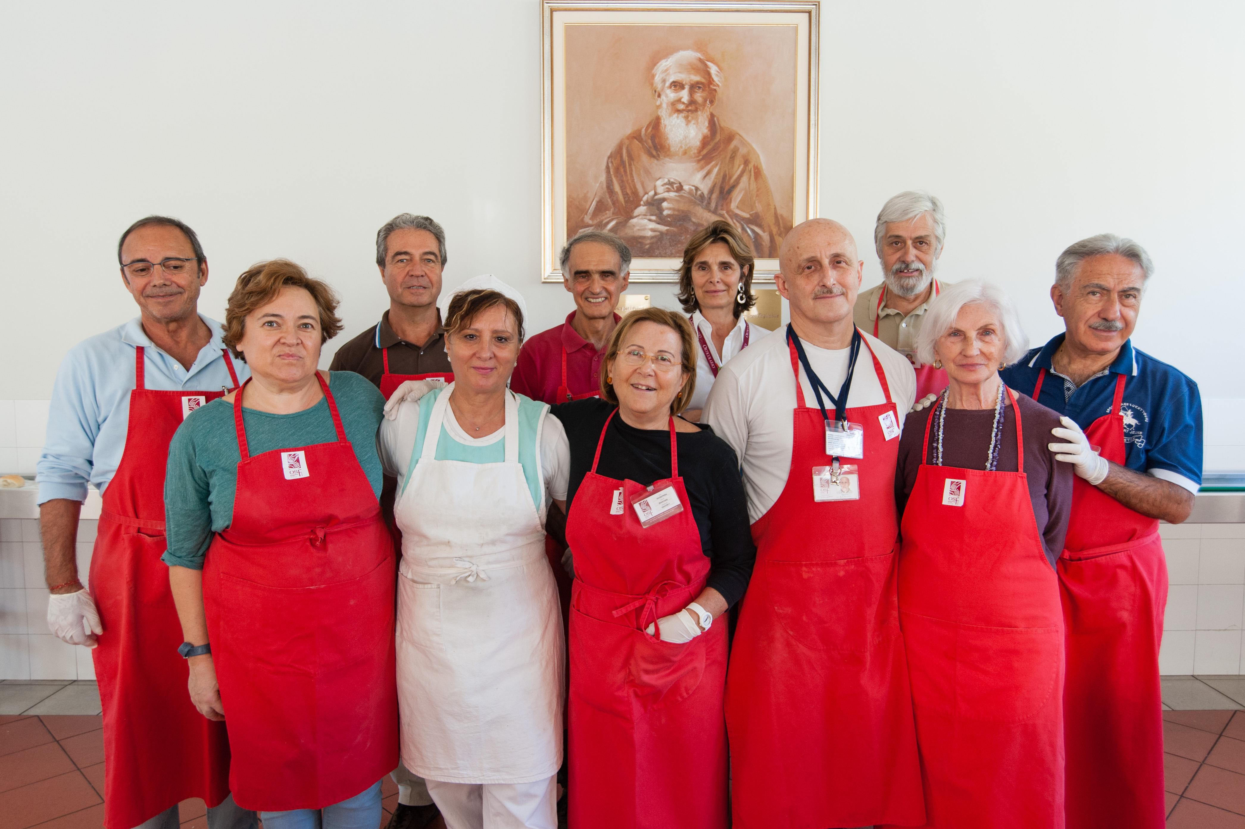 OSF volontari