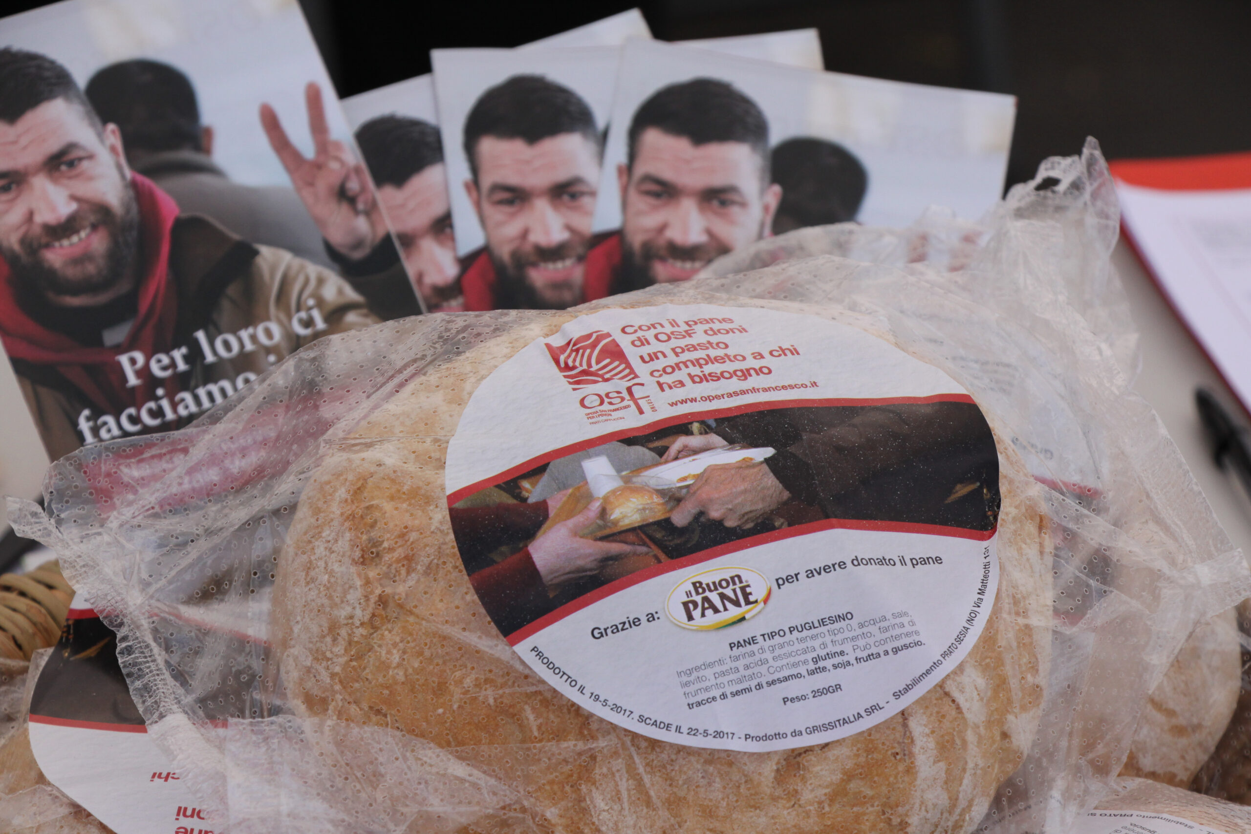 pane di OSF