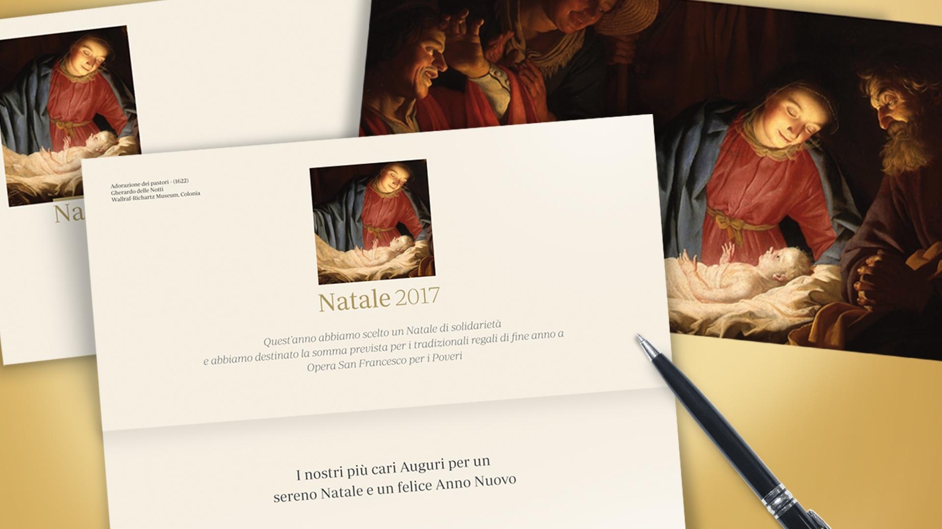 Natale Opera San Francesco OSF