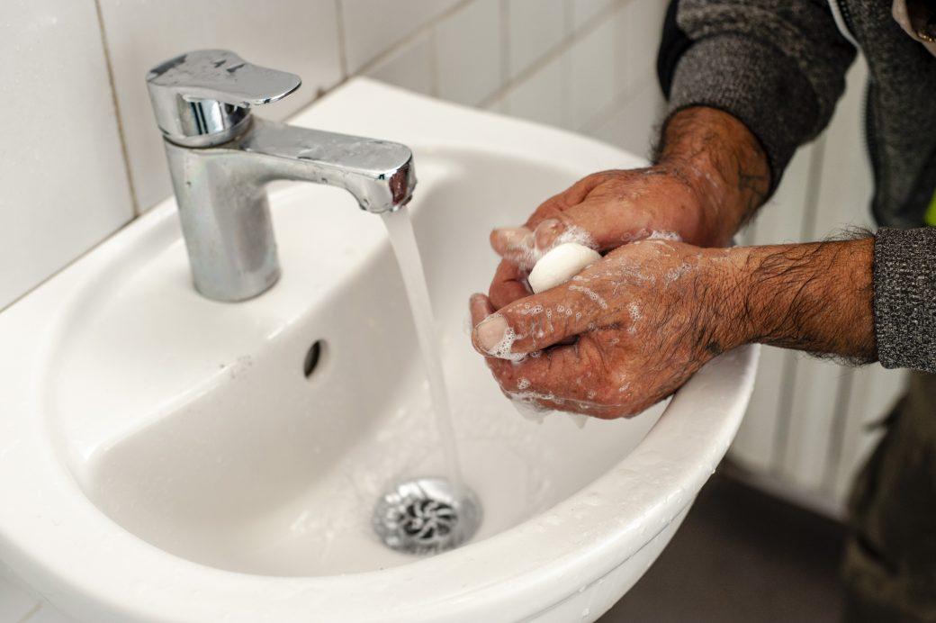I servizi igienici di OSF