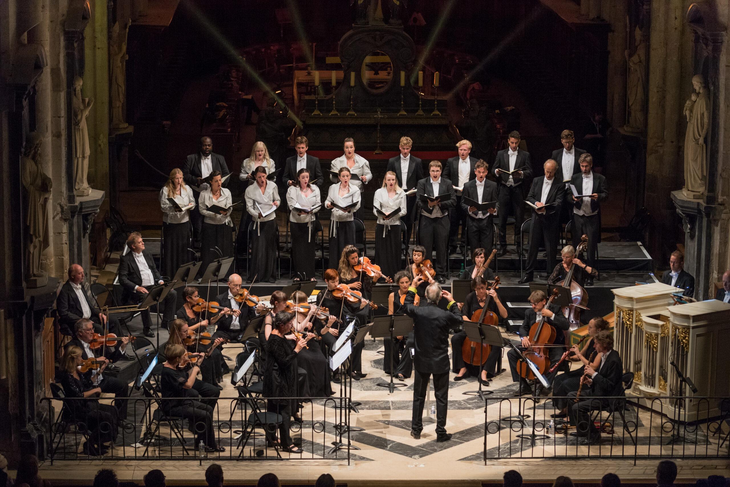 Concerto alla Scala per OSF