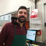 Alessio, volontario in OSF