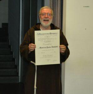 Cavaliere Padre Maurizio