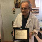 """Al Dottor Sardella premio """"Leonardo per le eccellenze"""""""