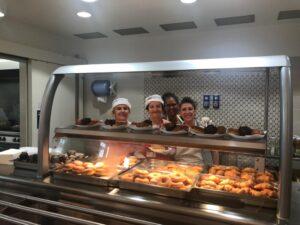 Unilever ha offerto colazione e pranzo alla Mensa di Piazzale Velasquez