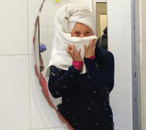 Ospite del servizio di igiene personale | OSF
