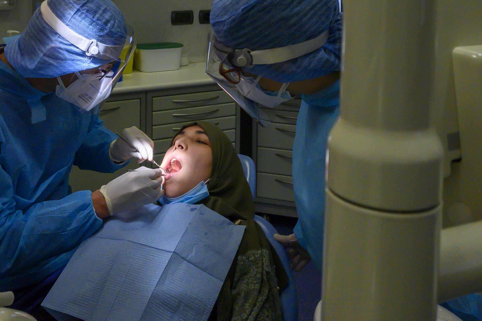 Visita odontoiatrica | OSF
