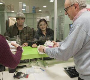 Volontari allo sportello distribuzione farmaci   OSF