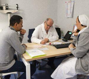 Visita medica in ambulatorio | OSF