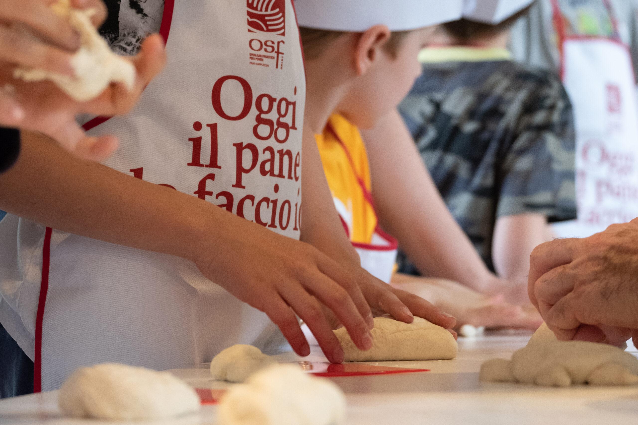 Mani in pasta nei laboratori del pane | OSF